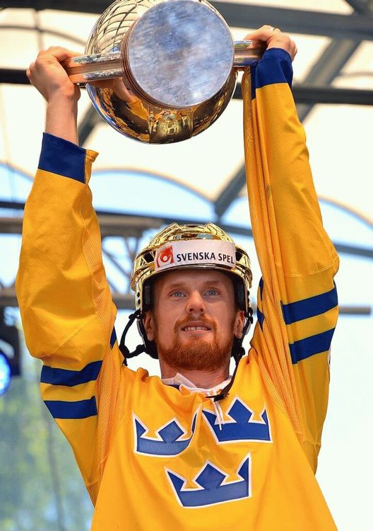 Daniel Erik Sedin, Swedish ice hockey player