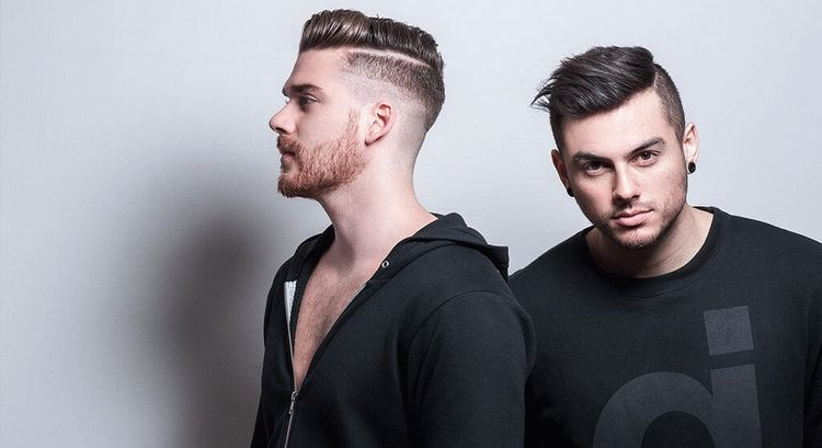 Leighton James, electronic dance music duo, Adventure Club