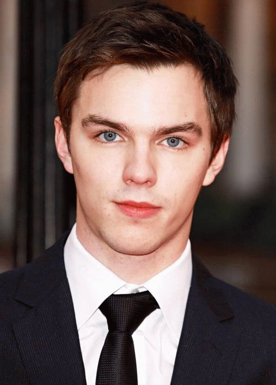 Nicholas Caradoc Hoult, English actor