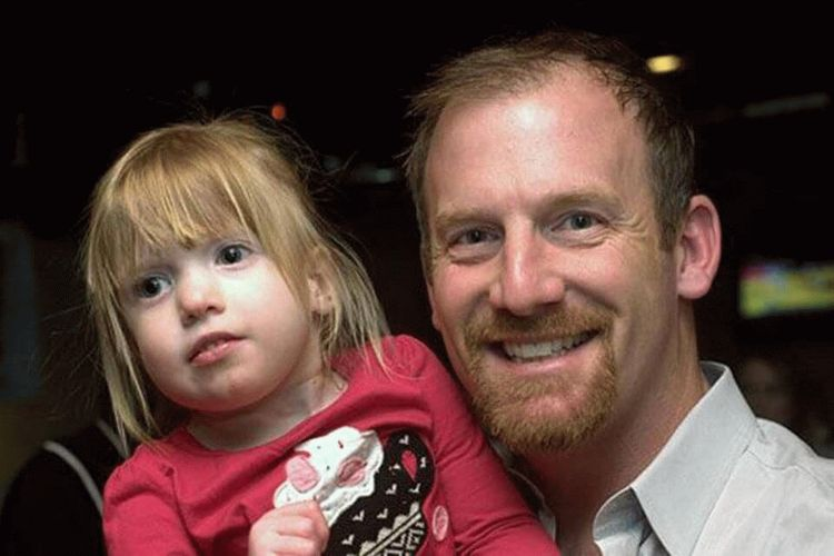 Riley Dempster, daughter of baseball player Ryan Dempster