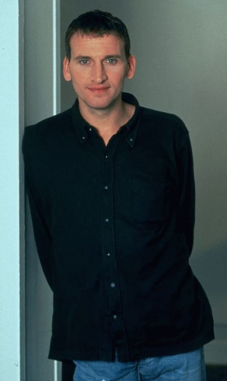 Christopher Eccleston, English actor