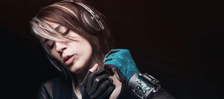 Imogen Heap, British singer songwriter,