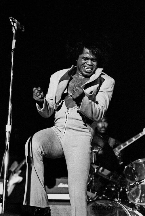 James Joseph Brown, American singer