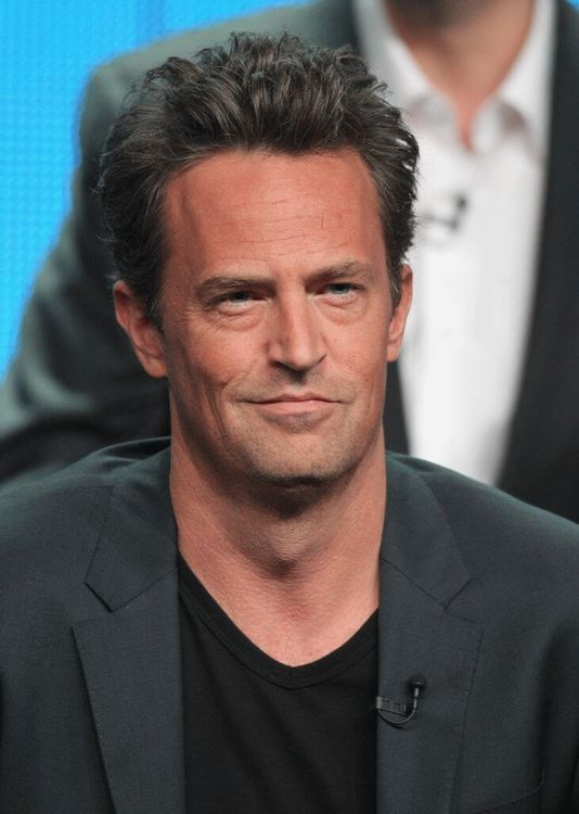Matthew Langford Perry, American actor