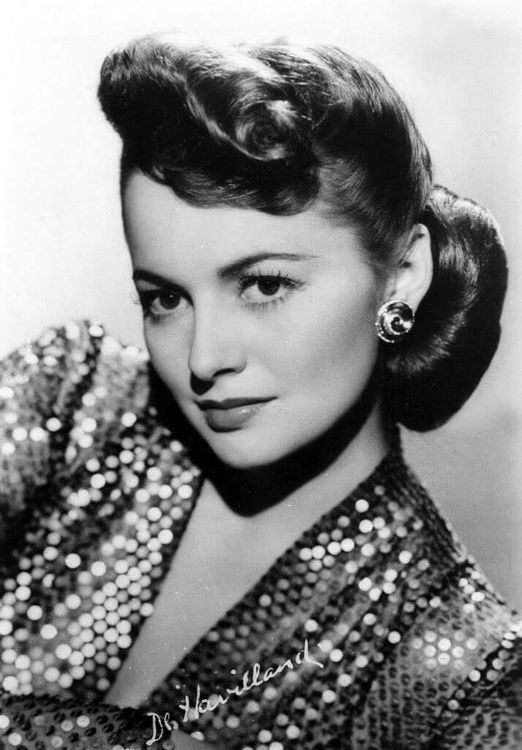 Olivia Mary de Havilland, Anglo-American actress