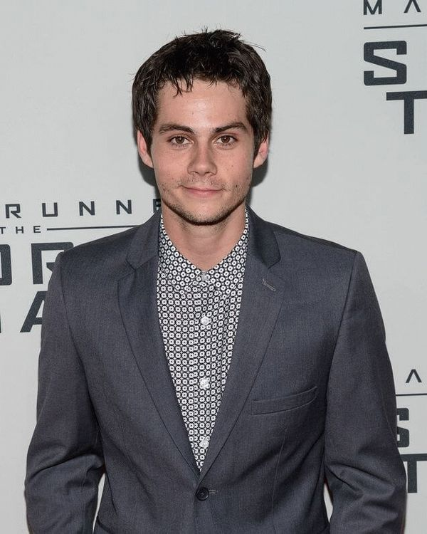 Dylan O'Brien, American actor