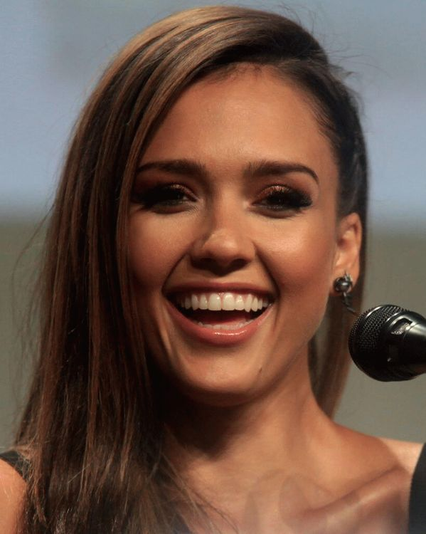 Jessica Marie Alba, American actress