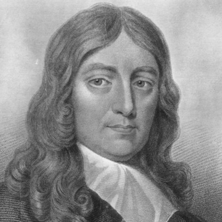 John Milton, English poet