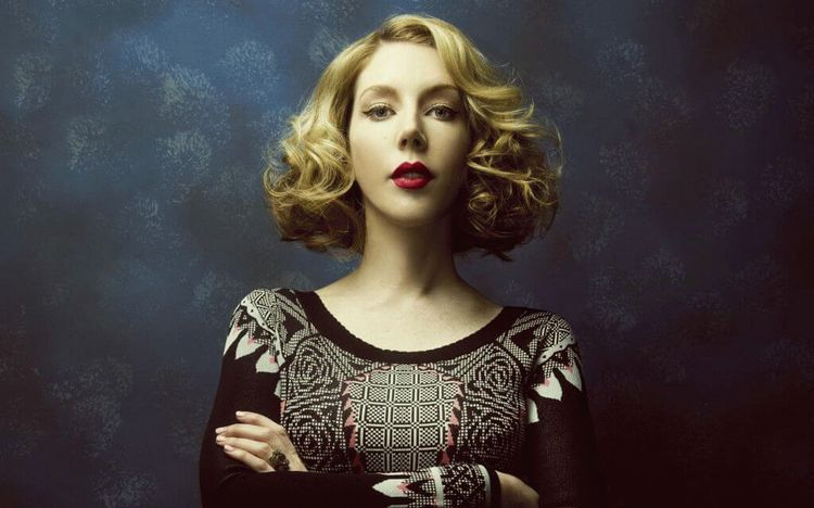 Katherine Ryan, Canadian-British comedienne