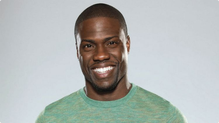 Kevin Hart, American comedian