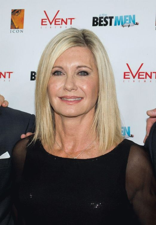 Olivia Newton-John, Australian singer and actress