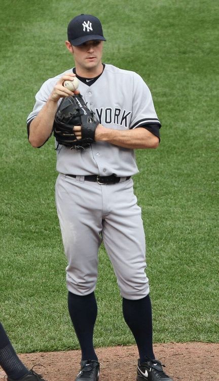 David Robertson, American baseball pitcher