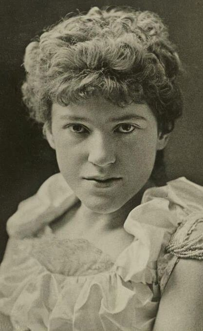 Ella Wheeler Wilcox, American author