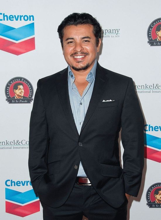 Jacob Vargas, Mexican-American actor