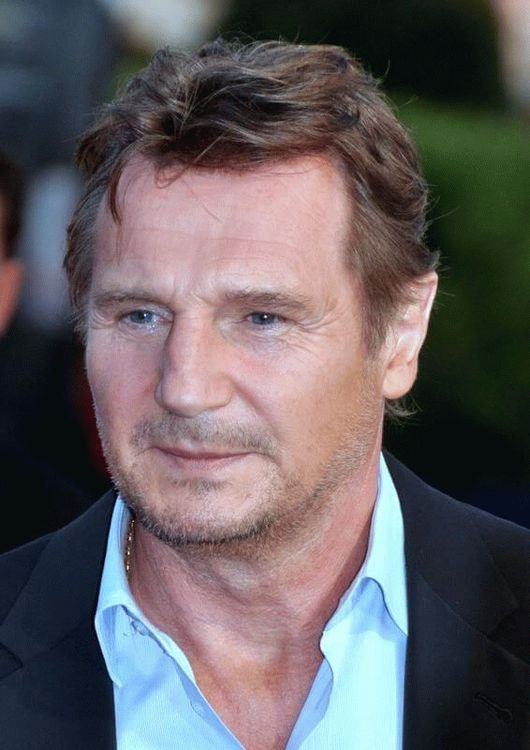 Liam John Neeson, Irish actor