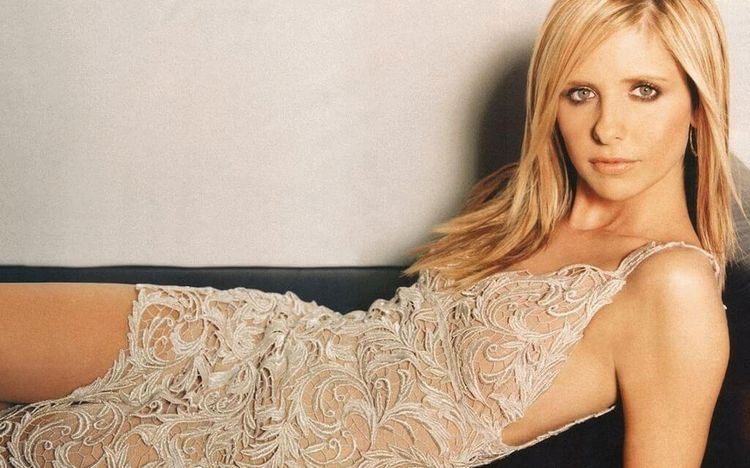 Sarah Michelle Gellar, American actress